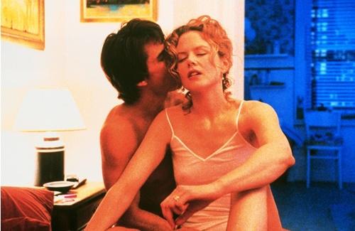 еротични сцени от киното широко затворени очи