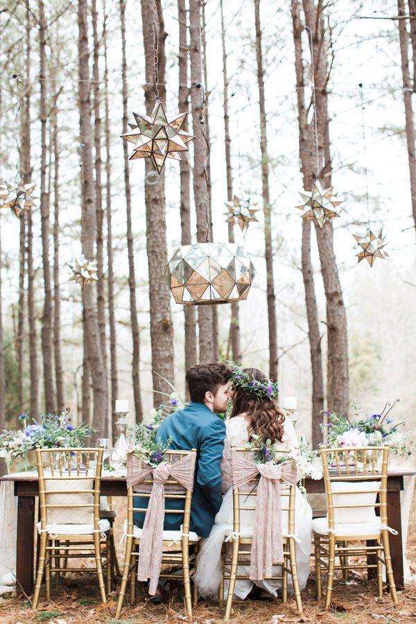 есенни идеи за сватба младоженци