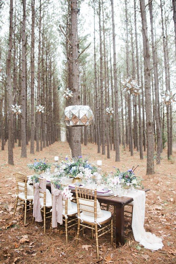 есенни идеи за сватба декорация