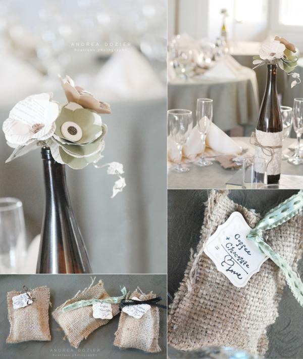 идеи-за-винтидж-сватба-декорация