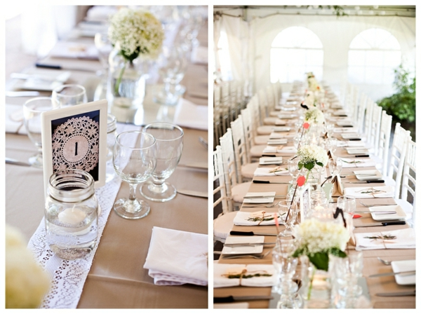 идеи за винтидж сватба маса декорация