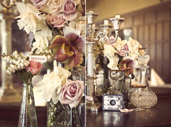 идеи-за-винтидж-сватба-декорация-с-цветя