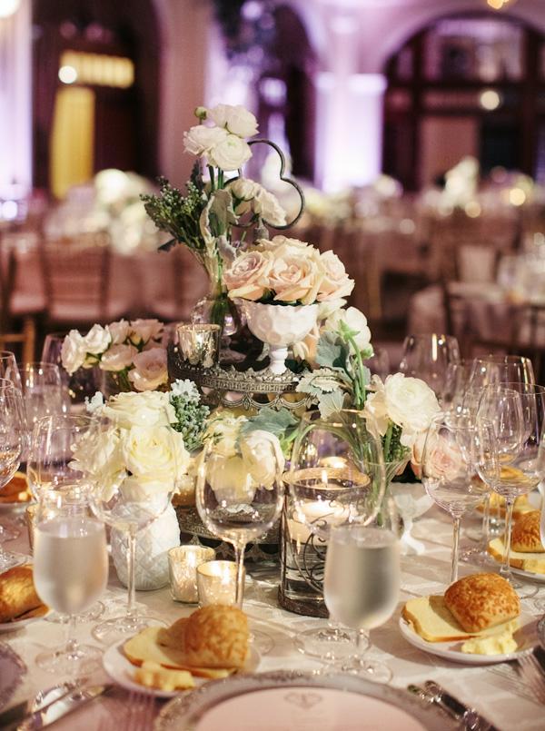 идеи за винтидж сватба украса маса