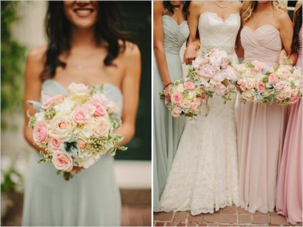 идеи винтидж сватба булка шаферки