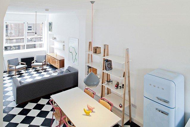 идеи малък хол мебели обзавеждане