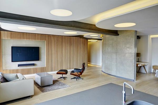 идеи за тавани окачен мебели в бяло обзавеждане