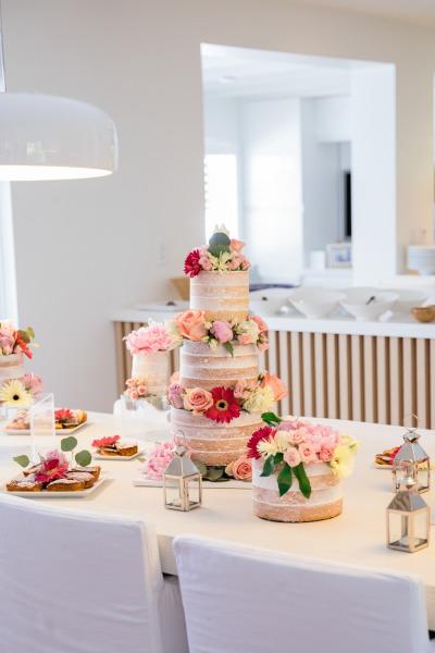 идея бебешко парти торта