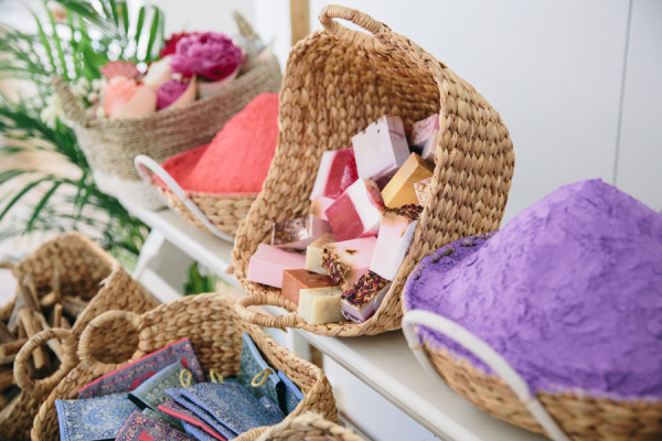 идея бебешко парти ароматни сапуни