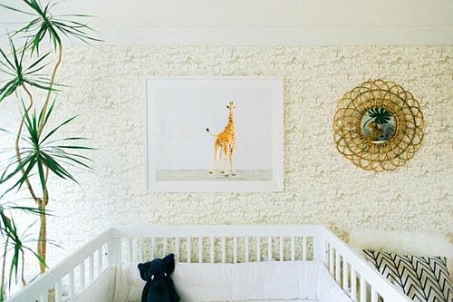 идея за детска стая новородено