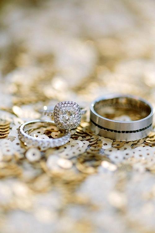 идея за сватба сватбени халки