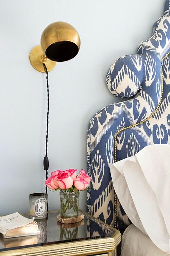 интериорен дизайн спалня модерен стил