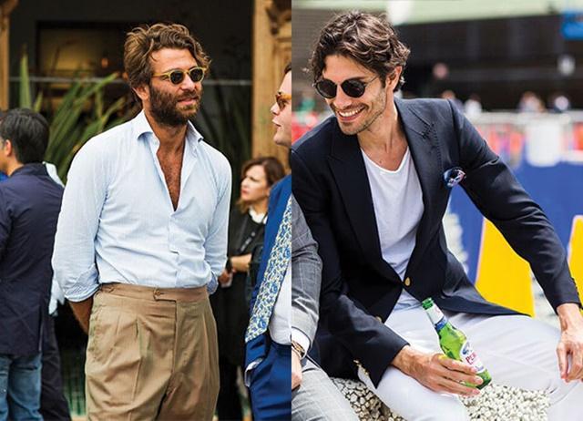италианска мода за мъже