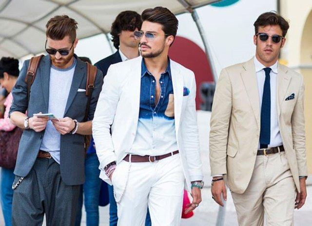 как да се облечете като италианец