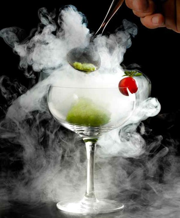 коктейли за хелоуин идея рецепта зелен