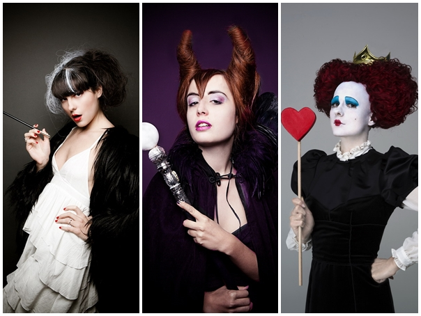 костюми за хелоуин за жени