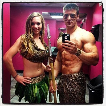 костюми за хелоуин за мъже тарзан