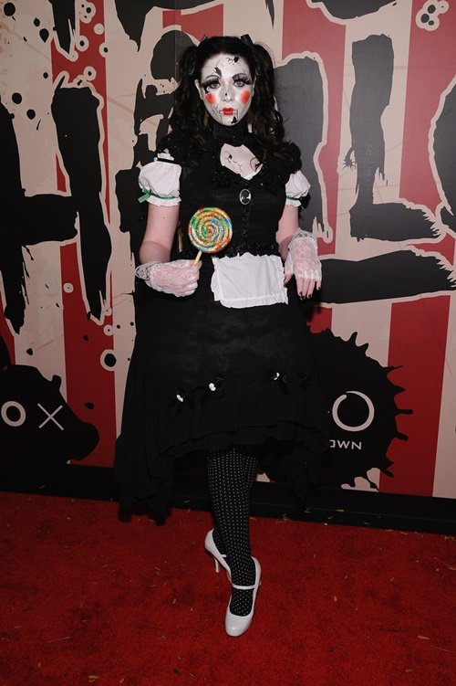костюми за хелоуин звездите мишел