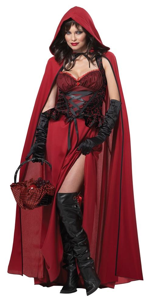 костюми-за-хелоуин-червена-шапчица