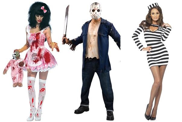 костюми за хелоуин 2015