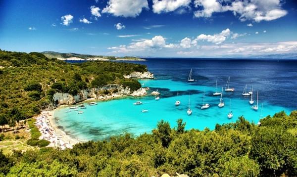 най красивите плажове в гърция вутуми почивка