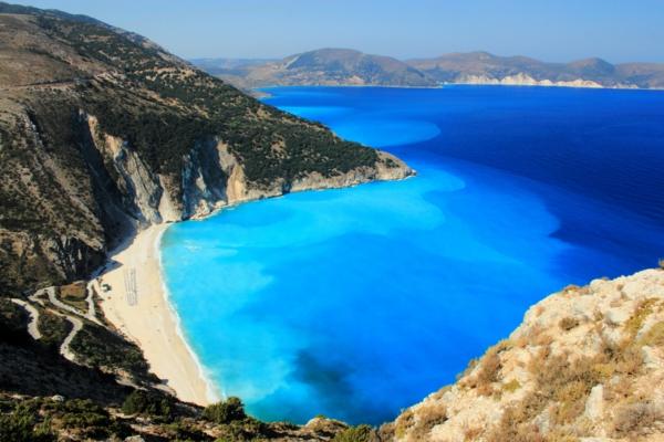 най красивите плажове в гърция миртос дестинация море
