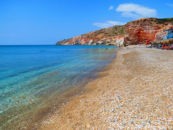 най красивите плажове гърция палеохори дестинация