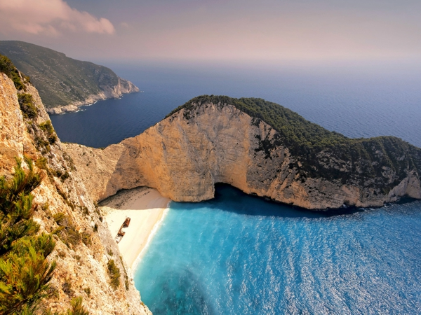 най красивите плажове в гърция шипврек бей