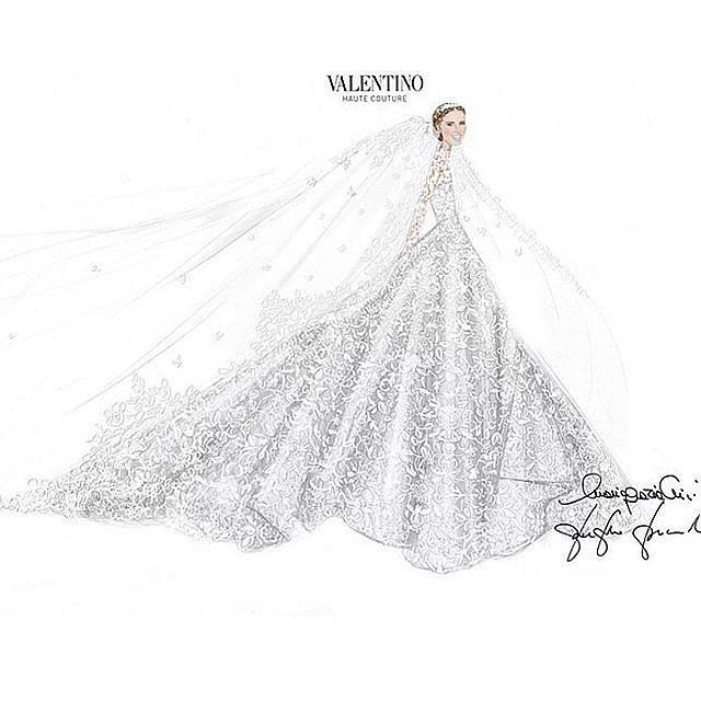 ники хилтън сватбена рокля