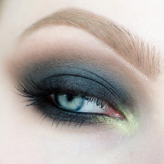 опушен-грим-за-очи-синьо-зелено-кафяво
