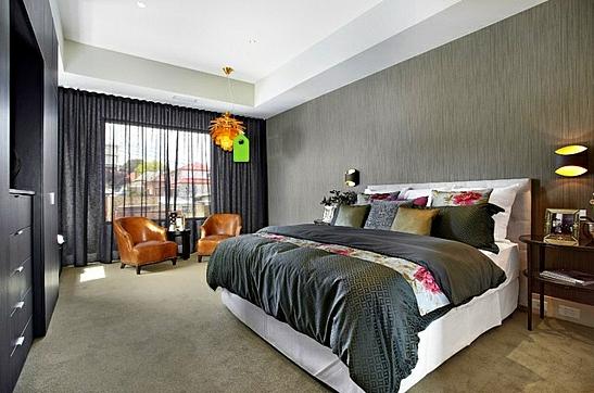завеси пердета за спалня модерен стил