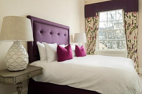 завеси пердета за спалня винтидж интериорен дизайн