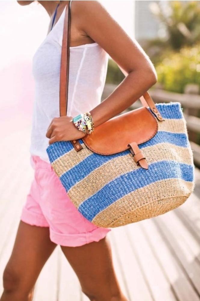 плажна-чанта