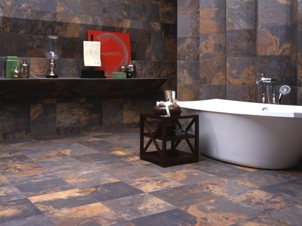 плочки-баня-интериорен-дизайн-сиво-бяла-вана
