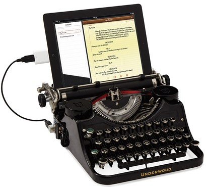 подаръци-за-рожден-ден-на-мъж-пишеща-машина