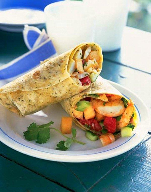 рецепти за пикник скариди краставица