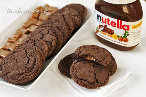 рецепти с нутела бисквити
