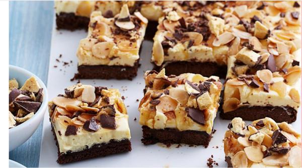 рецепти с шоколад десерт меденки