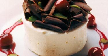 рецепти с шоколад за десерт