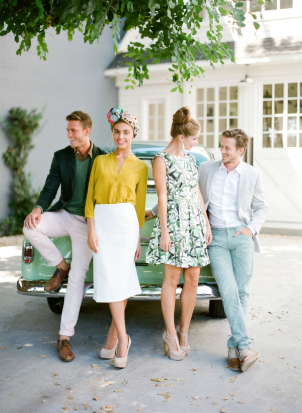сватба-в-жълто-и-зелено