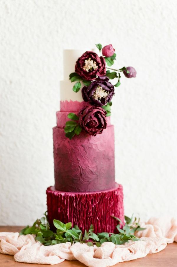 сватба-в-розово-торта