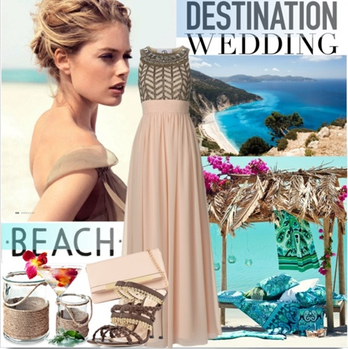сватба на плажа визии