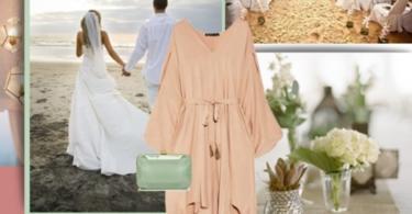 сватба-на-плажа-роклсватба на плажа визии рокли