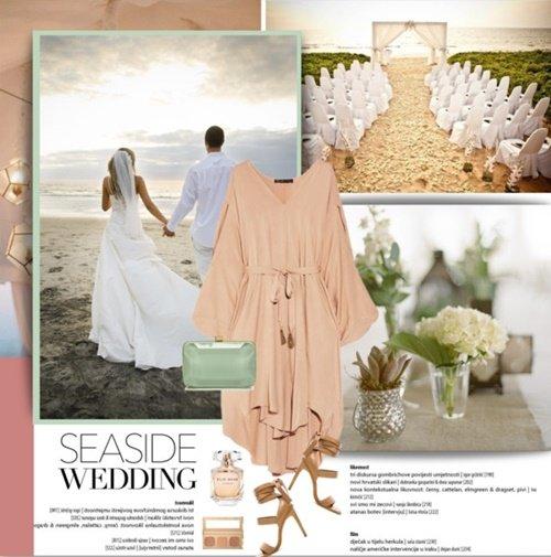 svatba na plaja