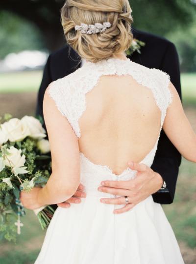 svatbeni rokli s gol grab