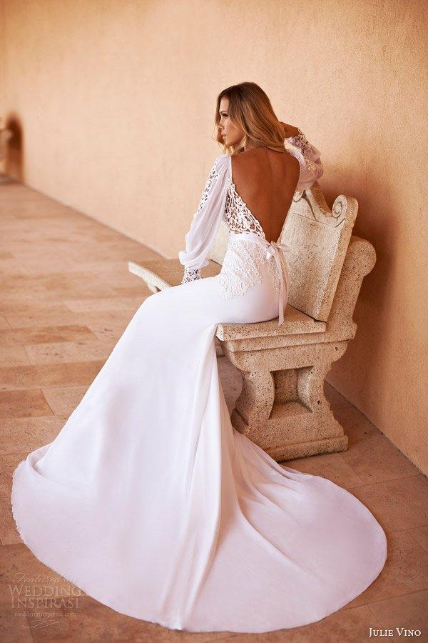сватбени рокли  дълъг ръкав