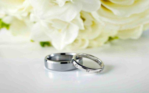 сватбени халки бяло злато идеи дизайн