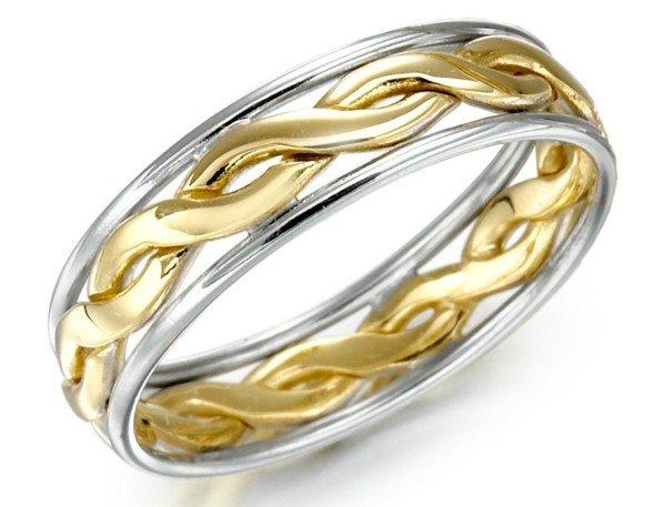 сватбени-халки-идеи-жълто-злато-модел
