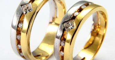 Сватбени халки - външният вид на любовта
