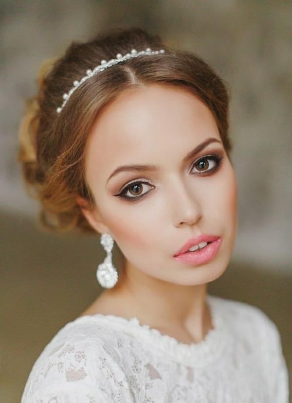 сватбен-грим-идеи-очна-линия-бледо-червило