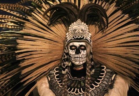 страшни маски за хелоуин